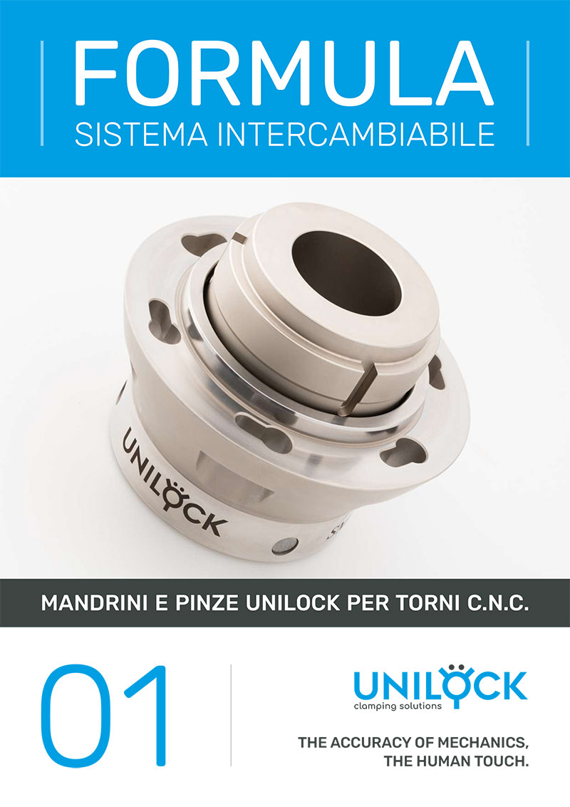 Unilock - Sistema Formula Intercambiabile