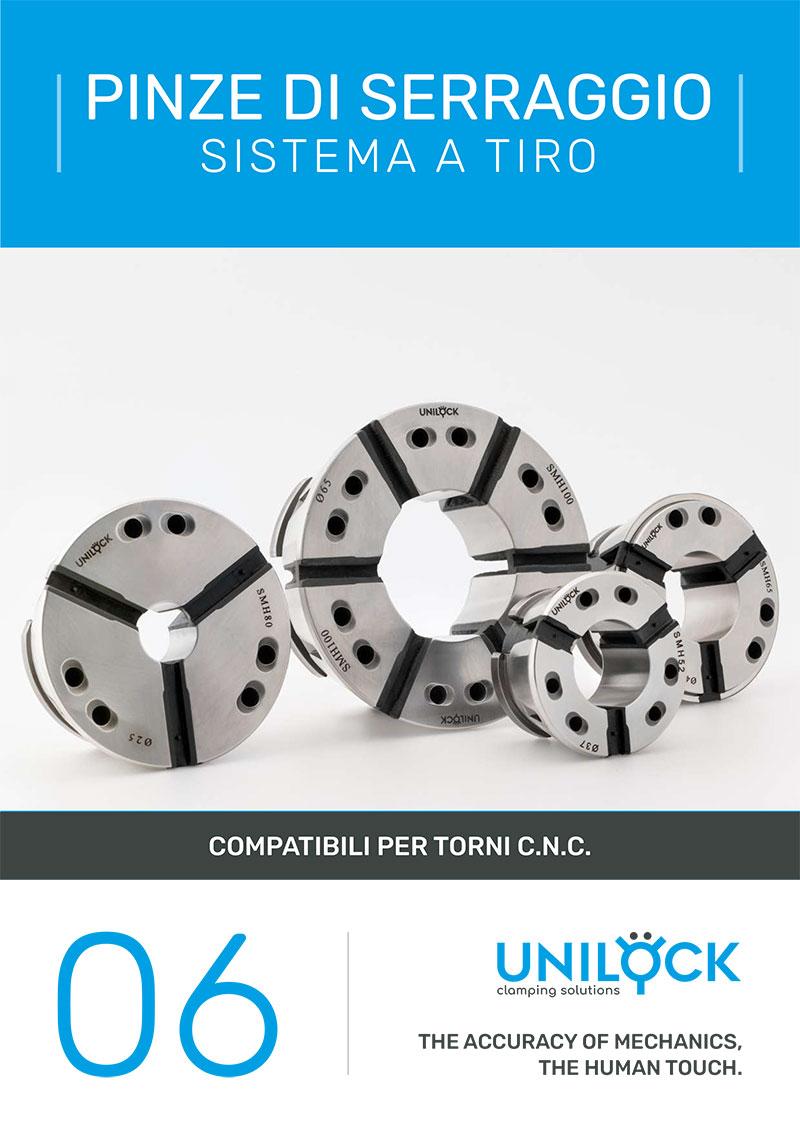 Unilock - Pinze di Serraggio Sistema a tiro